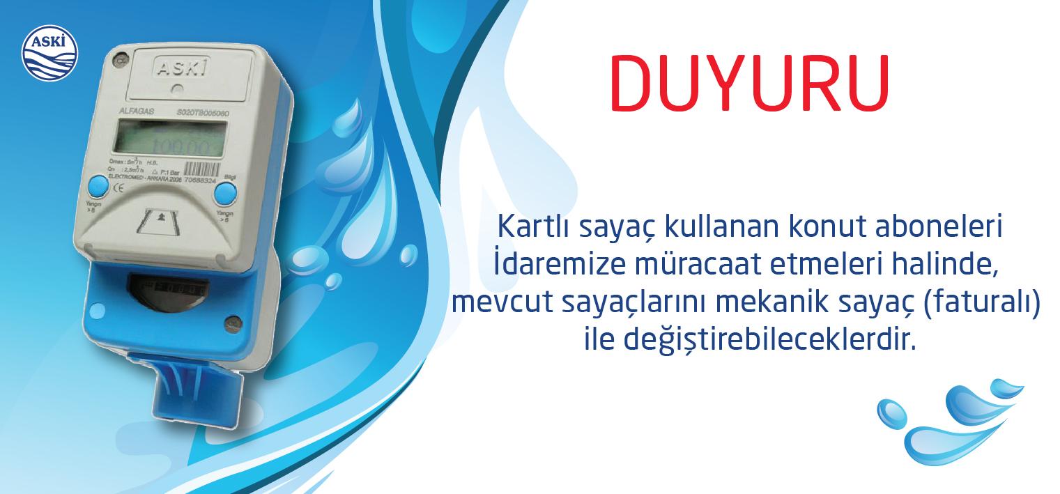 Ankara Su ve Kanalizasyon İdaresi (ASKİ)